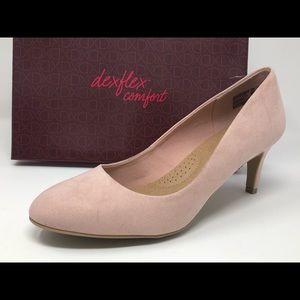 Dexflex Comfort Karma Pink pumps size 11